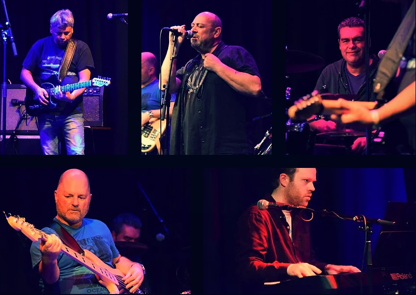 The Bluesville's Live!!